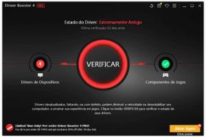 Driver Booster Download Programa para encontrar baixar e instalar drivers corretos no computador automaticamente pc notebook