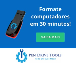 Pen Drive Tools - Formatar o PC
